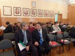 Сегодня состоялся VII Пленум областного комитета Горно-металлургического профсоюза России.
