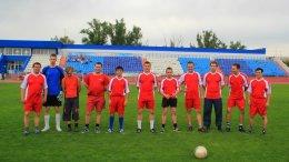 Футбольный турнир в честь Дня металлурга